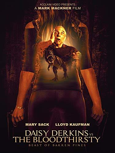 Daisy Derkins Vs The Bloodthirsty Beast of Barren Pines
