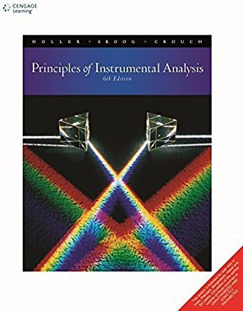 PRINCIPLES OF INSTRUMENTAL ANALYSIS by Douglas A. Skoog Stanley R. Crouch (2014-01-01)