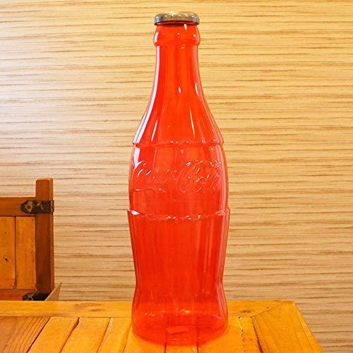高さ58cm! 巨大な コカ・コーラ ボトルバンク 22インチ(レッド)【Coca-Cola Bottle Bank 22inch】貯金箱...