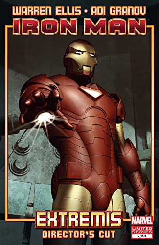 Iron Man: Extremis - Director's Cut (2010) #2 (of 6) (English Edition)