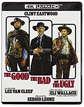 The Good the Bad and the Ugly [4KUHD] [Blu-ray]