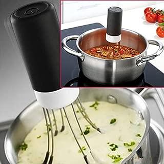 Kitchen Utensil STIR CRAZY Automatic Hands Free Robo Food Sauce Auto Stirrer