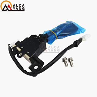 Mathenia Car Parts, 84632-34011 84632-34017 Cruise Control Switch For Toyota Land Cruiser Prado With Steering Wheel Cover 45186-04030-E0 - (Color: Control Switch)