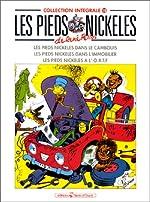 Les Pieds Nickelés, tome 18 - L'Intégrale de René Pellos