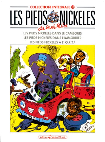Les Pieds Nickelés, tome 18