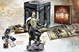 Ubisoft Might & Magic Heroes VII Ivan Figure + Artbook, Lithographs and Tarot Card Game