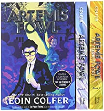 Image of Artemis Fowl 3 book. Brand catalog list of Disney Hyperion.