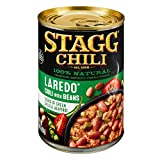 Stagg Laredo Chili with Beans, 15 Ounce (Pack of 12)