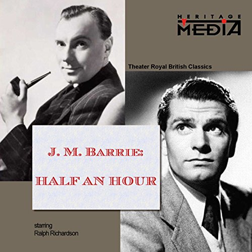 Half an Hour audiobook cover art