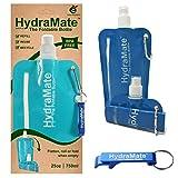 Faltbare, Wasserflasche. BPA-frei, 750ml....