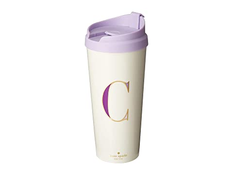 Kate Spade New York Initial Thermal Mug