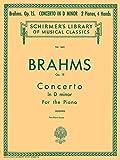 Concerto No. 1 in D Minor, Op. 15 (2-piano score): Schirmer Library of Classics Volume 1429 Piano Duet