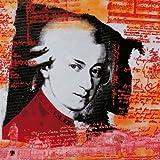 Art-Galerie Digitaldruck/Poster Oke Walberg - Mozart - 70 x