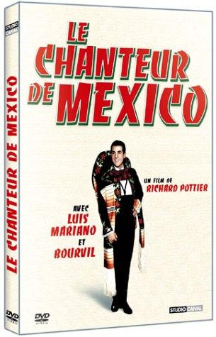 Le Chanteur de Mexico [Francia] [DVD]