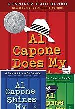 Al Capone Set of 3 Books: Al Capone Does My Homework / Al Capone Shines My Shoes / Al Capone Does My Shirts