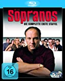 Die Sopranos - Staffel 1 [Blu-ray]