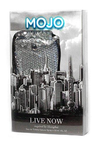 MOJO  Live Now Shanghai Eau de Toilette Spray 30 ml
