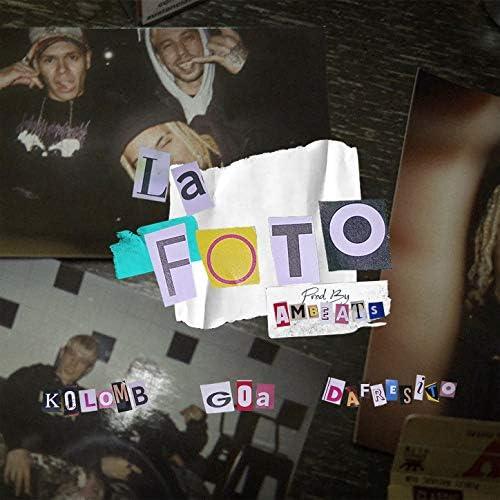 KolomB, Dafresito & Goa feat. Ambeats