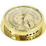 Barómetro Aneroide, BaróMetro de Alta Precisión, Temperatura, Humedad y Presión...