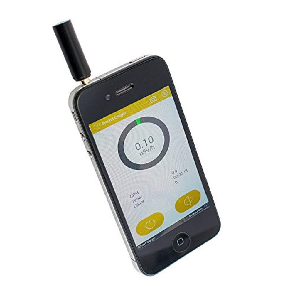 Enshey Smart Geiger Counter Oklahoma City Mall Nuclear Max 60% OFF X- Dosimeter Radiation Gamma