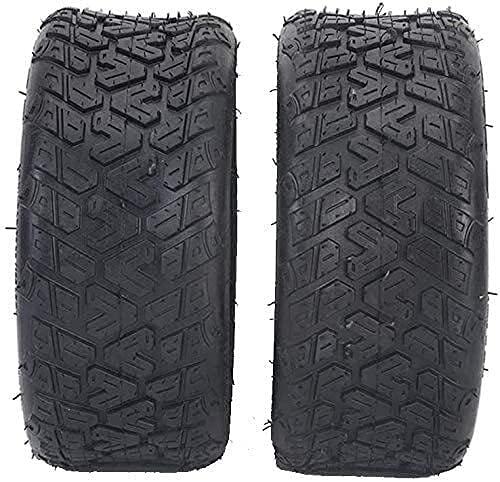 Neumáticos de Scooter eléctrico, neumáticos de vacío para Todo Terreno 85/65-6.5, ensanchados, Antideslizantes y Resistentes al Desgaste, adecuados para neumáticos de Repuesto para Scooter eléctri