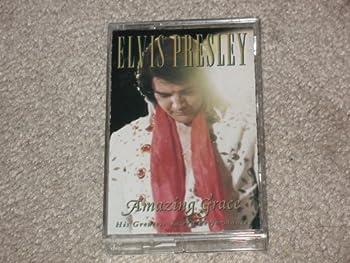 ELVIS PRESLEY -AMAZING GRACE -CASSETTE