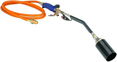 New!! Push Button Igniter Propane Torch Wand Ice Snow Melter Weed Burner Roofing