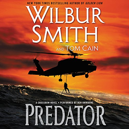 Predator audiobook cover art