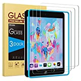 SPARIN 3 Pack Glass Screen Protector Compatible with iPad 6th Generation 9.7 inch/iPad Pro 9.7, Tempered Glass, Alignment Frame