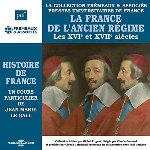 Couverture de La France de l'Ancien Régime