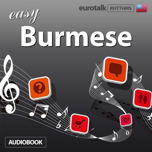 Rhythms Easy Burmese audiobook cover art