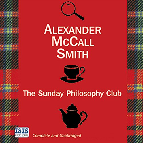 The Sunday Philosophy Club audiobook cover art
