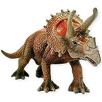 (アウプル) トリケラトプス リアル フィギュア シリーズ 恐竜 ダイナソー おもちゃ 男の子 女の子 玩具 迫力 PVC製 開閉 可動