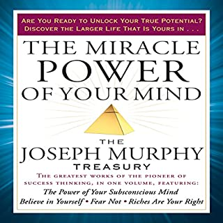 The Miracle Power of Your Mind cover art