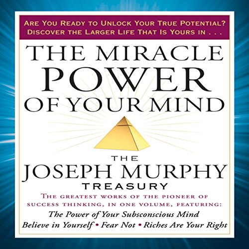 The Miracle Power of Your Mind audiobook cover art