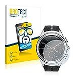 BROTECT Schutzfolie kompatibel mit LG Watch Urbane 2nd Edition (2 Stück) klare Bildschirmschutz-Folie