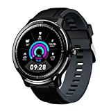 GOKOO Bluetooth Smartwatch Hombre Reloj Inteligente Fitness IP68...