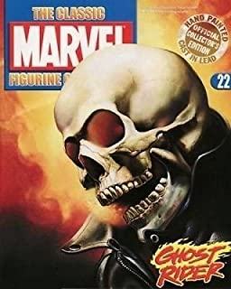 The Classic Marvel Figurine Collection #22 Ghost Rider