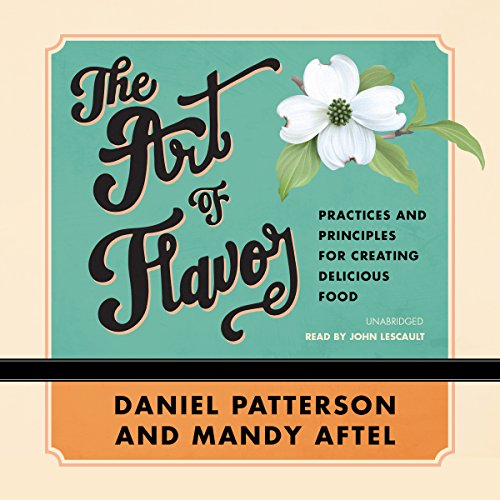 The Art of Flavor audiobook cover art