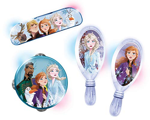 What Kids Want Frozen 2 Light Up Music Set