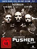 Pusher - Die Trilogie - Limited Black Steel Blu-ray Edition (3 Blu-rays) [Limited Edition]