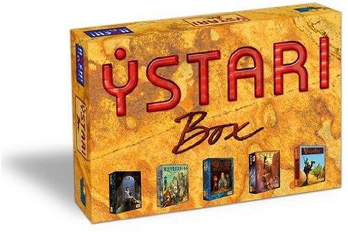 Huch & Friends Ystari Games 76942 - Ystari Box