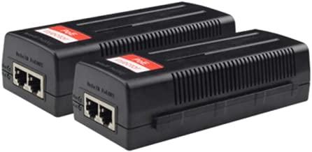KENUCO PoE-M921-E 1 Port Gigabit PoE Injector 48W