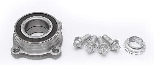 FKG 512226 Rear Wheel Bearing Hub Assembly fit for 00-06 BMW X5, 04-06 BMW 760i, 03-08 BMW 760Li, 06-09 BMW 750i 750Li, 02-05 BMW 745i 745Li, 06-12 BMW 650i, 04-05 BMW 645i
