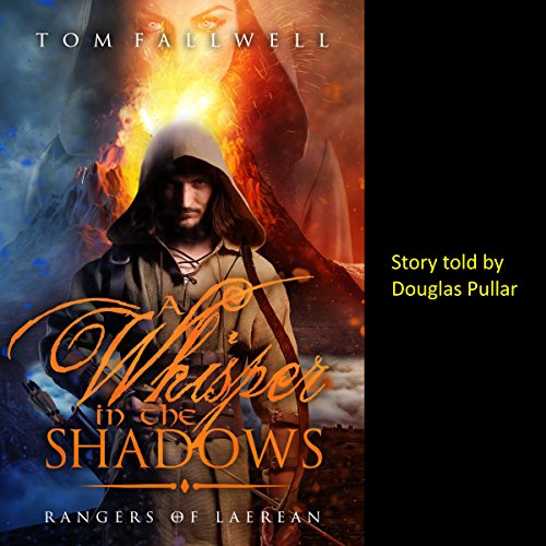 A Whisper in the Shadows audiobook cover art