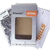 Stihl(スチール)チェン チェンソー替え刃 25AP-42E/3660-000-042 ※マキタUC120D,UC121D,UC122D 等 (1)