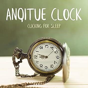 Antique Clock Ticking for Sleep