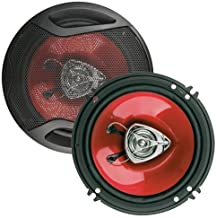 BOSS Audio Systems CH6552 Chaos Exxtreme 6.5 Inch 2-way 200-Watt Full Range Speakers
