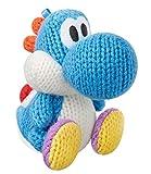 Light Blue Yarn Yoshi amiibo - Japan Import (Yoshi's Woolly World Series)