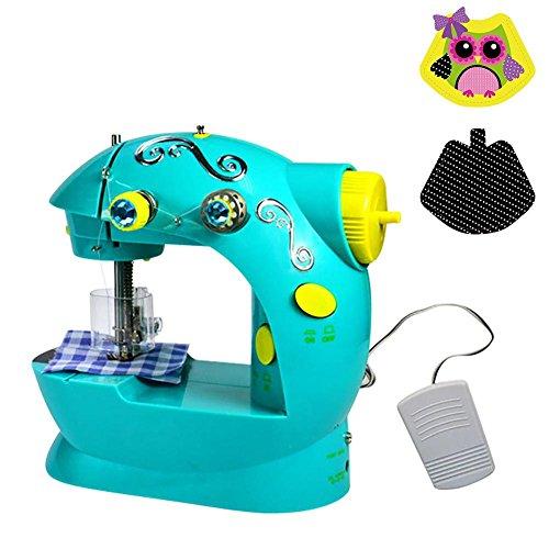 Per machine à coudre Jouets Mini Kit pour enfants Couture Artisanat Jeux Éducatifs Jouets Éducatifs